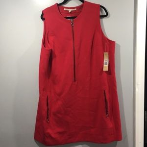 Red Rachel Roy dress size 2X new with tags